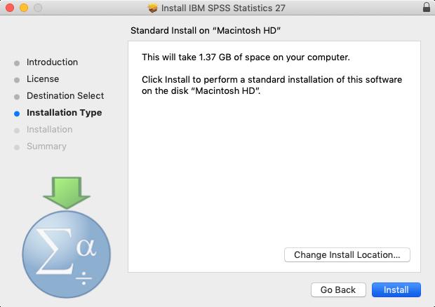 Click 'Install'